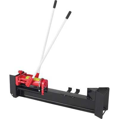 8. Wel-Bilt Horizontal Manual Hydraulic Log Splitter