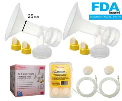 9. Breast Pump Kit for Medela Pump in Style Advanced Breast pump