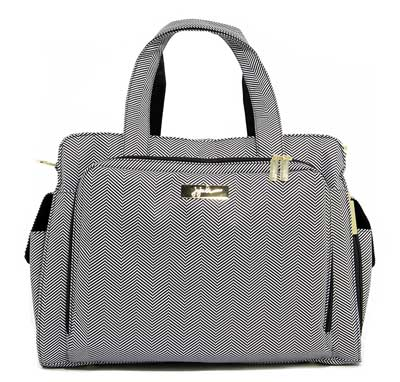 4. Ju-Ju-Be Legacy Collection Be Prepared Diaper Bag