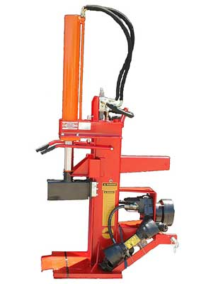 5. 22 Ton - Vertical Log/Wood Splitter