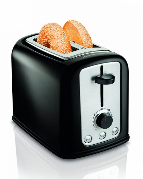 Beach Cool-Touch 2-Slice Toaster