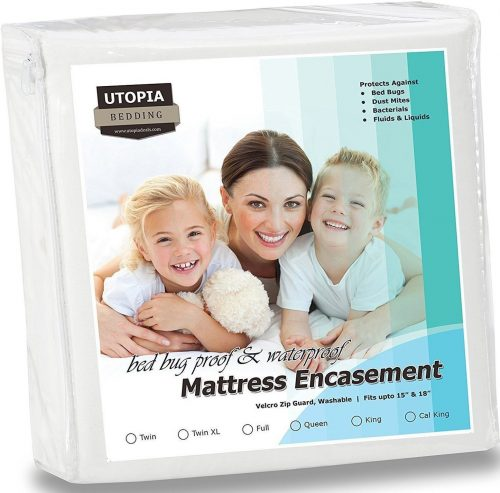 Bedding Waterproof Zippered Mattress