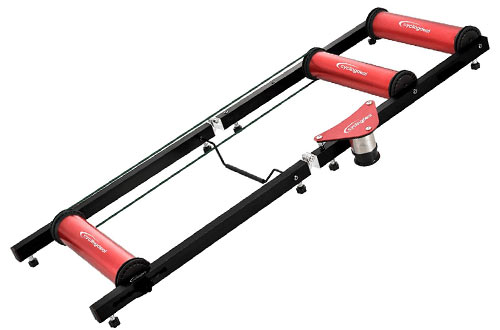 Premium Indoor Bicycle Bike Roller Rollers Trainer