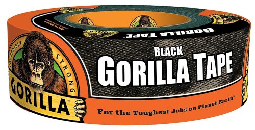 Black Gorilla Tape-Waterproof Tapes