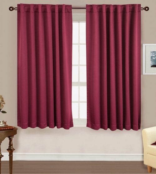 Blackout Curtains Window