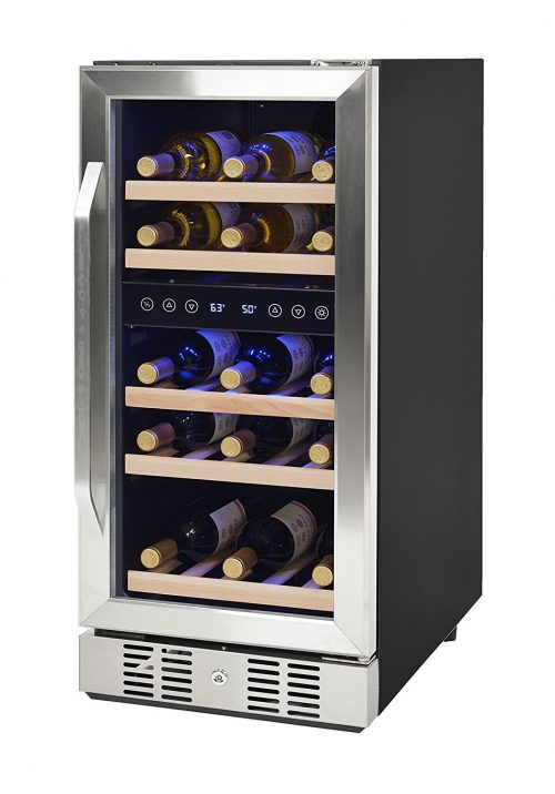 Bottle Compressor Wine Cooler-Built in Wines Cooler