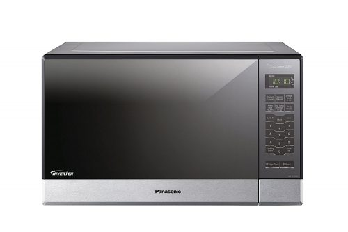 Built-In Microwave with Inverter Technology