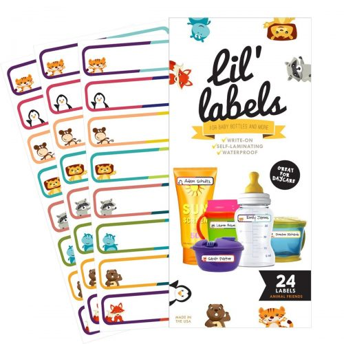 Daycare Waterproof Labels-Best Waterproof Labels