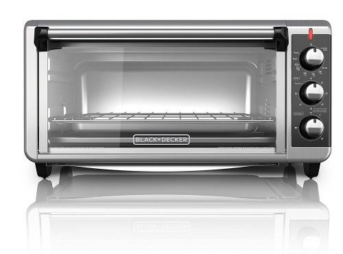 Extra Wide Convection Countertop Toaster Oven-Convection Ovens