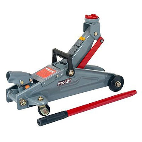 Grey Hydraulic Floor Jack