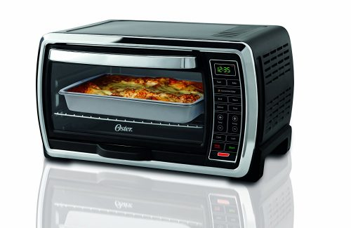 Large Capacity Countertop 6-Slice Digital Convection Toaster Oven