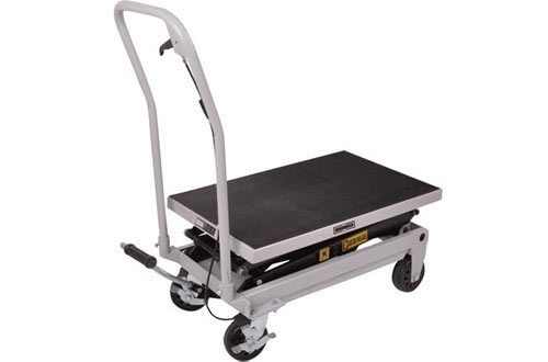 Roughneck Rapid Lift XT Lift Table - 500lb. Capacity