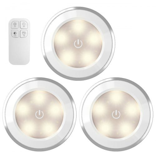 Light 3 Pack With Remote Control