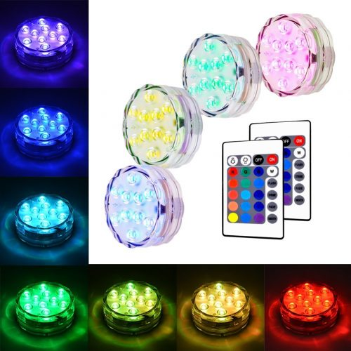 Litake Submersible LED Lights