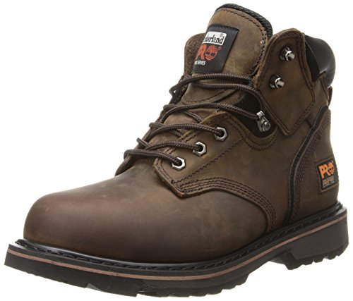 "Men's Pitboss 6"" Steel-Toe Boot"