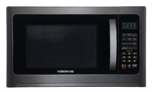Microwave Oven with Grill Function
