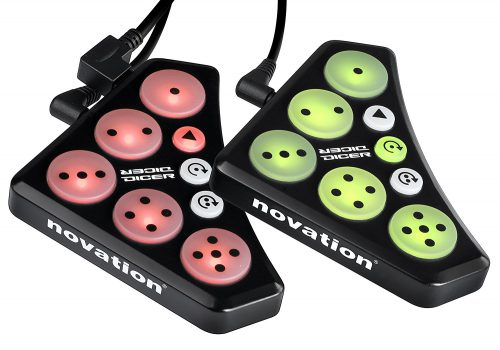 Novation Dicer Cue Point and Looping Control-Looping DJ Controllers
