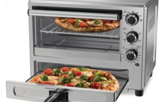 Oven with Dedicated Pizza