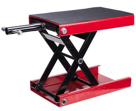 Scissor Lift Jack for Street Bike-Motorcycles Lifts