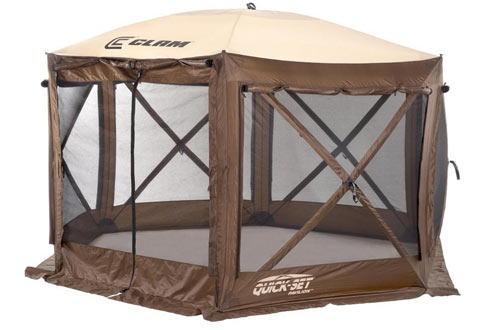 Clam Corporation 9882 Quick-Set Pavilion