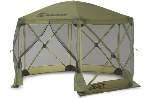 Clam Corporation 9281 Quick-Set Escape Shelter