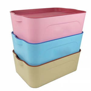 Top 10 Best Plastic Storage Bins In 2018