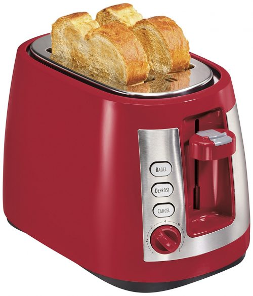Slot 2-Slice Toaster