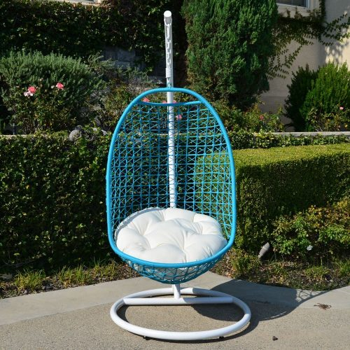 Swing Bed Chair Weaved Egg Shape