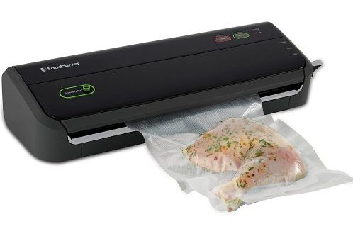 Vacuum Sealing System with Starter Bag