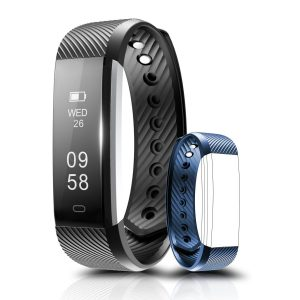 Waterproof Pedometer Activity Tracker Watch