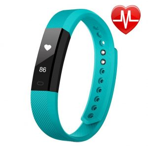 Wearable Waterproof Activity Tracker