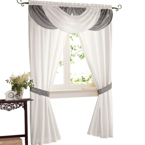 Window Curtain Set