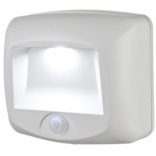 Wireless Battery-Operated Indoor/Outdoor Motion-Sensing LED