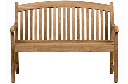 Amazonia Teak Newcastle Teak Bench
