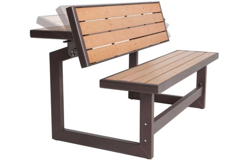 Lifetime 60054 Convertible Bench / Table