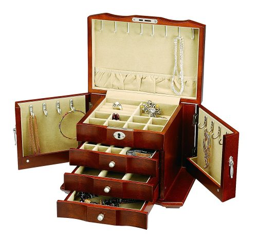Wooden Jewelry Box -Wooden Jewelry Boxes