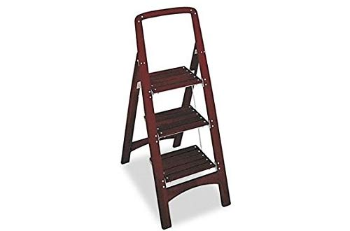 Cosco Three Step Rockford Wood Step Stool