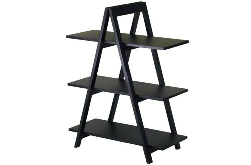 Winsome Wood 3-Tier A-Frame Shelf