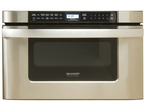 icrowave Drawer Oven, Stainless steel