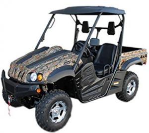 Coleman Outfitter 700 - 700cc 4WD Utility Vehicle (UTV) - Off Road Go-Kart