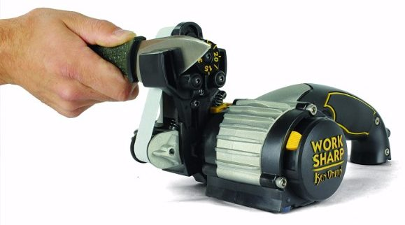 Work Sharp WSKTS-KO Electric Knife and Tool Sharpener