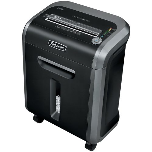 16-Sheet Cross-Cut Heavy Duty Paper Shredder
