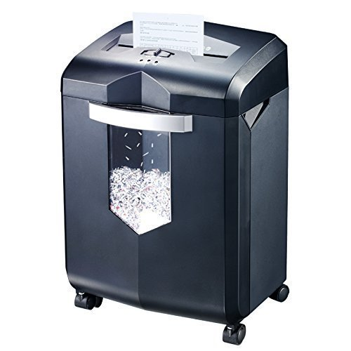 18-Sheet Cross-cut Paper Shredder
