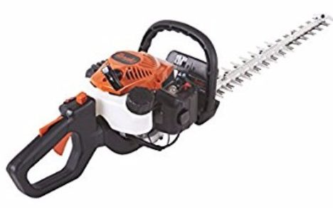 Tanaka TCH22EBP2 2-Cycle Gas Hedge Trimmer, 21cc