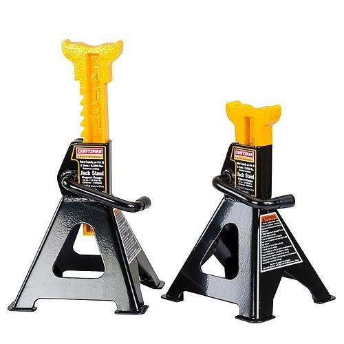 4 Ton Jack Stand Pair