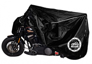 Premium Weather Resistant Motorbike Cover.