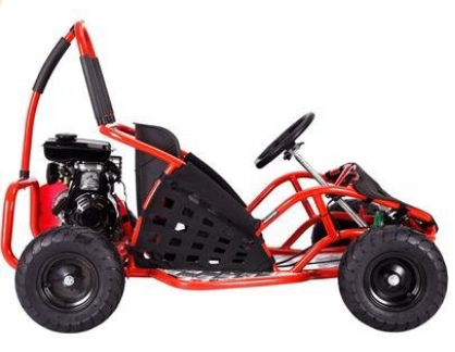 MotoTec MT-GK-05 Red Off Road Go Kart - Off Road Go-Kart