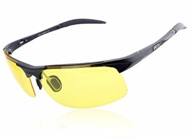 Duco Mens Night Vision Glasses 8177