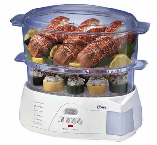 6.1-Quart Food Steamer