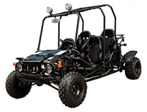4 Seater GO KART For Family!! Smooth & Easy To Operate 150cc Go Kart Fully Automatic with Reverse - Off Road Go-Kart